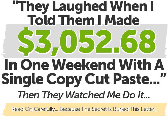 Ewen Chia's Copy Paste Income! - Internet Marketing Resource